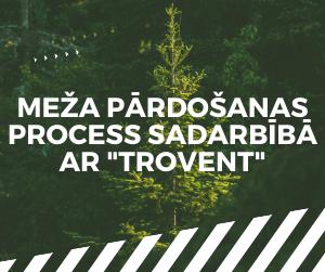 meža pārdošana